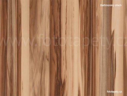 Samolepící folie d-c-fix imitace dřeva, vzor Baltimorský ořech, doprodej