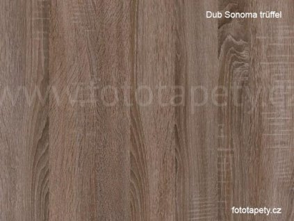 Samolepící tapeta d-c-fix imitace dřeva, vzor Dub Sonoma trüffel
