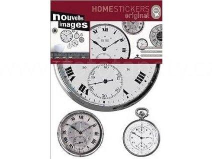 Samolepící dekorace Clocks - Hodiny, 50x70cm,skladem poslední 1 ks!!!