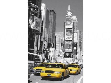 Maxiplakát - Times Square - šířka 115 , výška 175cm, skladem poslední 3 ks !