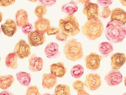 Samolepící tapeta d-c-fix Decor, vzor Růže