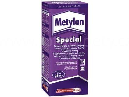 Metylan Speciál - lepidlo pro fototapety, těžké papírové, strukturální a vinylové tapety, 200g