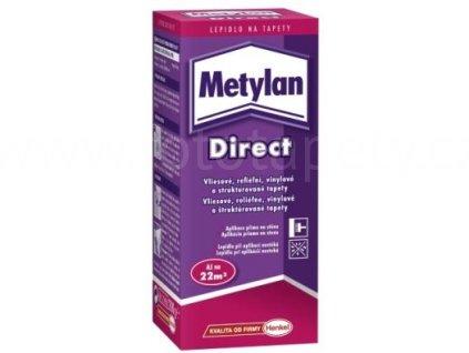 Metylan Direct - speciální lepidlo pro vliesové tapety a fototapety, 200g
