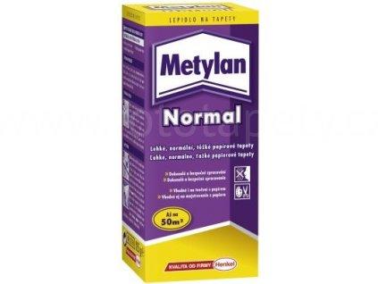 Metylan Normal - lepidlo pro papírové tapety, 125g