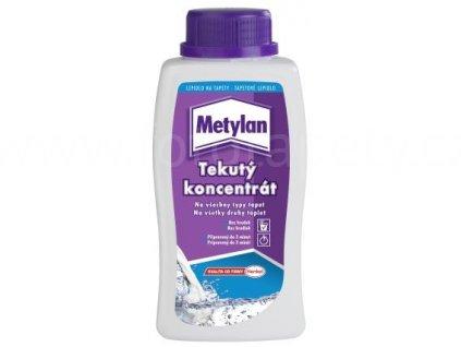 Metylan Liquid - tekuté koncentrované lepidlo na všechny typy tapet, 500g
