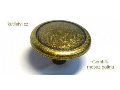 kovový knopek GOMBIK 37