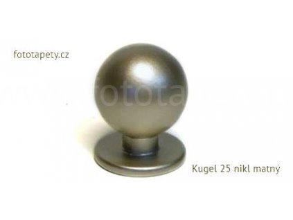 kovový knopek KUGEL 25