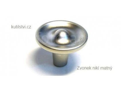 kovový knopek ZVONEK 28