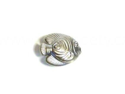 kovový knopek RYBA