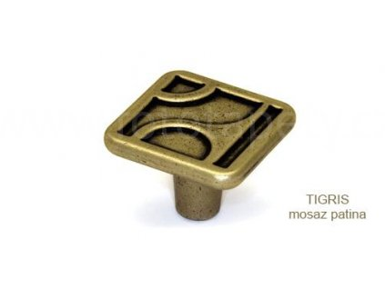 kovový knopek TIGRIS 28