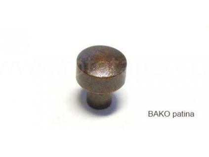 kovový knopek BAKO 15