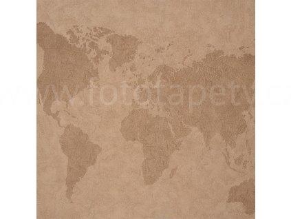 Vinylová tapeta na zeď Tour du monde, 0,53x10,05m, TDM60411000
