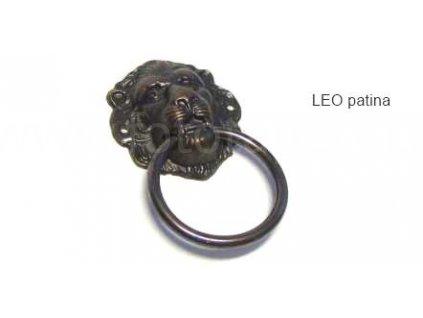 kovový knopek LEO