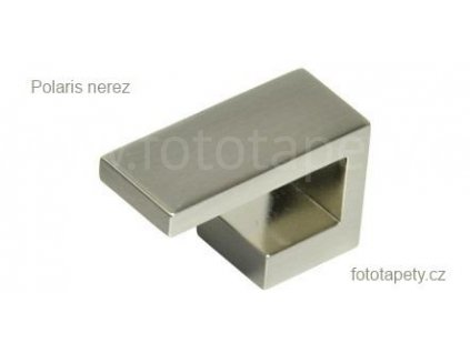 kovový knopek POLARIS, nerez