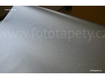 Samolepící folie d-c-fix v imitaci matné nerezi, šíře 45 cm