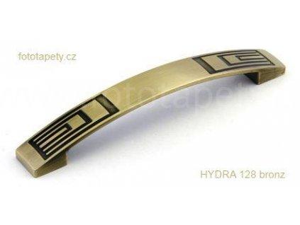 kovová úchytka HYDRA 128