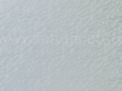 Transparentní folie na sklo 1-2-3 static Premium - Snow, doprodej