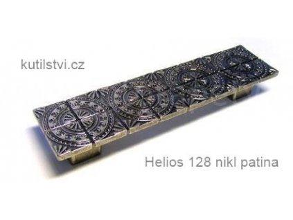 kovová úchytka HELIOS 128