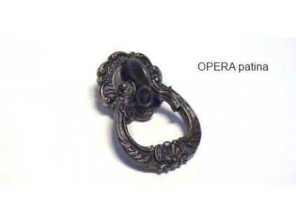 kovový knopek OPERA