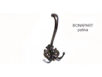 Rustikální věšák Bonapart