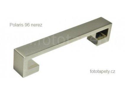 kovová úchytka POLARIS 96, 128