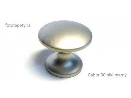 kovový knopek GABOR