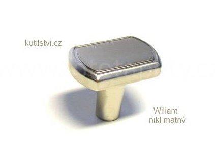 kovový knopek WILIAM