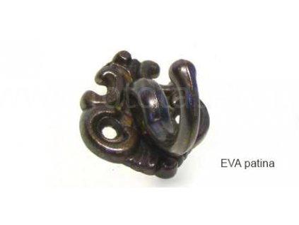 Rustikální věšák Eva