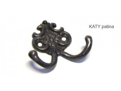 Rustikální věšák Katy