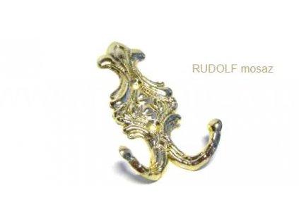 Rustikální věšák Rudolf