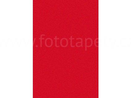 Samolepící velur, odstín červený,  Velours Rot, šíře 45cm