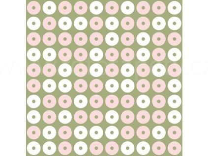 Papírová tapeta na zeď Floral Kingdom, 0,53x10,05m, 2240003