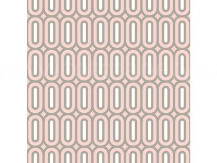Papírová tapeta na zeď Floral Kingdom, 0,53x10,05m, 2260002