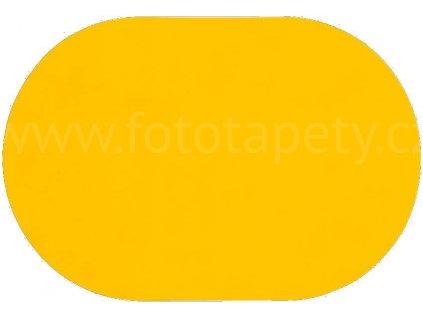 Prostírání na stůl - Žluté, 45x30cm