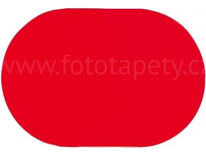 Prostírání na stůl - Červené, 45x30cm