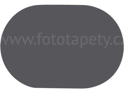 Prostírání na stůl - Antracit, 45x30cm