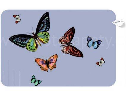 Prostírání na stůl - Motýlci, 44x29cm