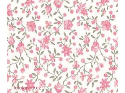 Samolepící fólie Decor, vzor Růžové květy
