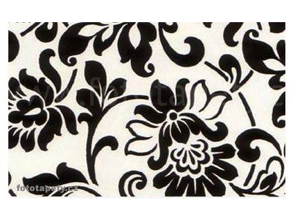 Samolepící fólie Decor, Heritage - black&white
