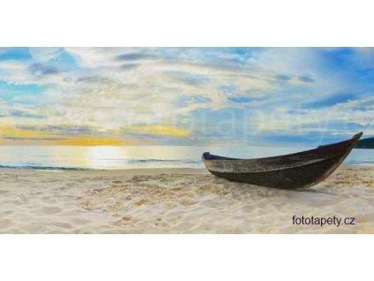 Samolepící velkoplošná nálepka - Mořské snění, 180x100cm