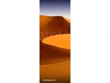 Samolepící velkoplošná nálepka - Poušť, 100x270cm
