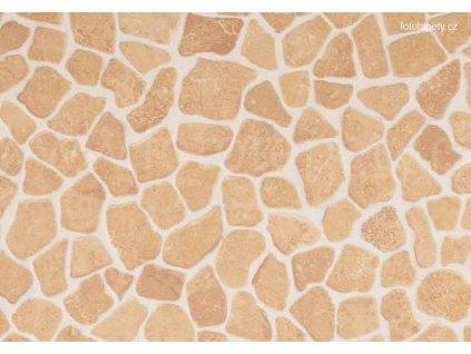 Dekorační obklad stěny - Kachličky - kameny