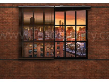 8 882 brooklyn brick fototapeta