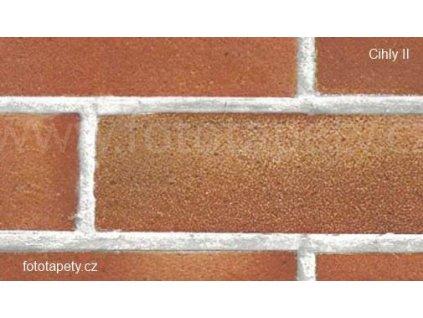 Samolepící folie  imitace  přírodního materiálu - Cihly II