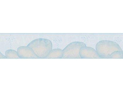 Papírová bordura na zeď Only borders 9 - Velryba, 13cmx5m, 3033-71
