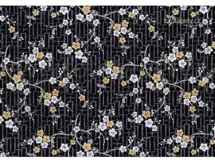 Samolepící fólie Decor, Drobné květy