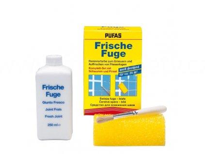 Čerstvá spára - Pufas Frische Fuge, obnova spár mezi kachličkami, 250ml