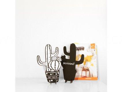 63412 kaktus cerna popisovaci tabule