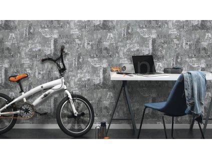 Vliesová tapeta na zeď Rasch 821215, kolekce Kids & Teens III 53 x 1005 cm