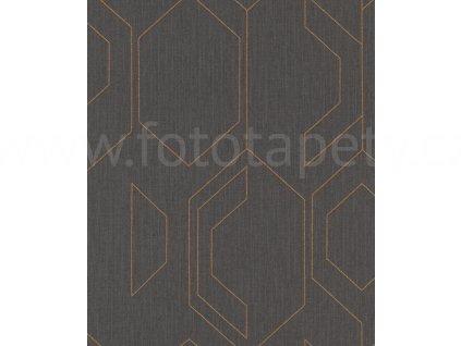 Vliesová tapeta na zeď Rasch 800807, kolekce Cato 0,53 x 10,05 m